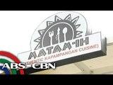 Tapatan Ni Tunying: Matam-Ih, an Aeta culture-inspired restaurant