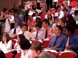 Eddie Cobb - Cornell University White Coat Ceremony
