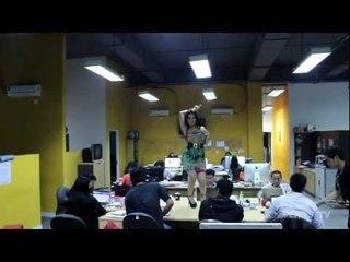 Harlem Shake Indonesia - Sooperboy Version Sexy Girls