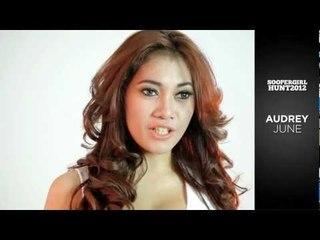 Audrey June - SooperGirl Hunt 2012
