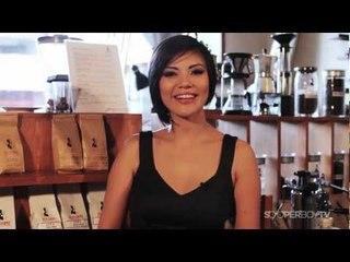Video Interview Model Cantik Aline Adita