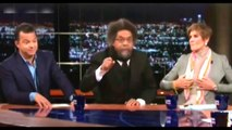 Cornel West Takes Down Bill Maher & Paul Krugman