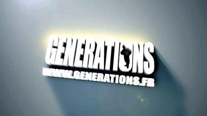 L.E.C.K - Noir & Shwarks (Live des studios de Generations)