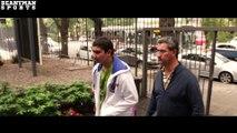 Luis Suarez Surprises A Young Uruguayan Cancer Patient on Skype