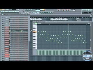 Fresh Synth/Piano Hip Hop Beat [Instrumental Rap]