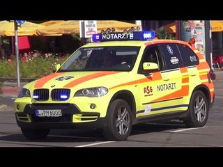 [In aller Freundschaft] NEF + RTW´s + KTW´s ASG Ambulanz Leipzig