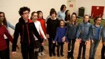 [Ecole en choeur] Académie de Rennes Collège Rosa Parks à Rennes