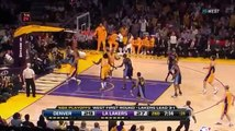 2012 NBA Playoffs First RoundGame 5 Los Angeles Lakers vs Denver Nuggets  (Lakers Highlights)