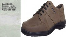 Mobils P5106941, Chaussures à lacets homme - Beige