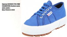 Superga S003SC0 2750-TANK COLDBUSTERU, Baskets mode