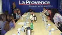 """Le rappeur Soprano enchante ses fans à """"La Provence"""""""