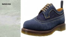 Dr Martens Shreeves Brogue Shoes homme - Dark Blue