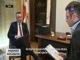 Ambasadorul Georgiei la București - Suntem recunoscători României. Despre relațiile tensionate ale țării sale cu Rusia, despre opțiunea irevocabilă pe care Georgia o are pentru integrarea euroatlantică.