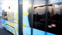 Straßenbahn Linz - Impressionen Dezember 2012
