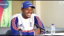 England's Chris Jordan proud of catch against West Indies – video
