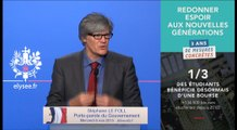 Point de presse de Stéphane Le Foll, porte-parole du gouvernement, le 6 mai 2015