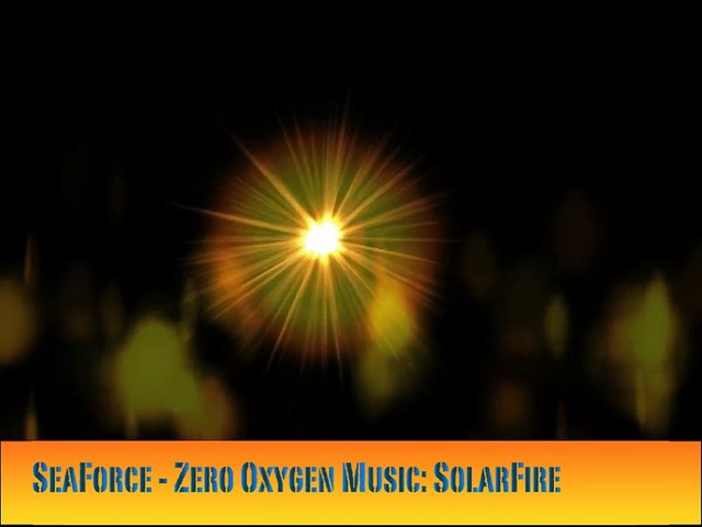 Solarfire - SeaForce Zero Oxygen - Soundtrack, Ambient & Chill out