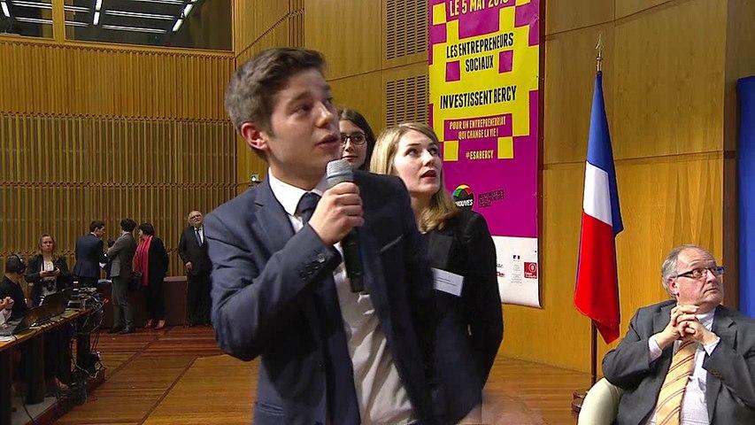 Archive - Les entrepreneurs sociaux investissent Bercy