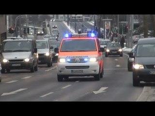 VLF + TroTLF + BVA 10-1 BF Köln FW 1 Innenstadt