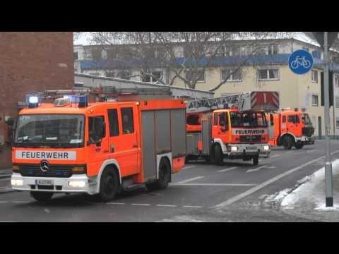 Erweiterter Löschzug BF Köln FW 1 Innenstadt
