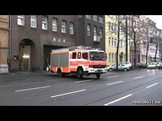 Alter Löschzug BF Düsseldorf FW 1