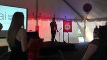 Career Fair Rap - Automated Insights at Tech Jobs Under the Big Top