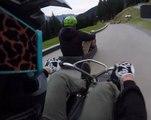 Ken Block Downhill Luge