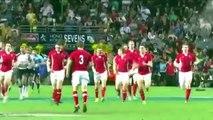CUP FINAL. Fiji vs Wales 1st Half. Hong Kong 7s 2013