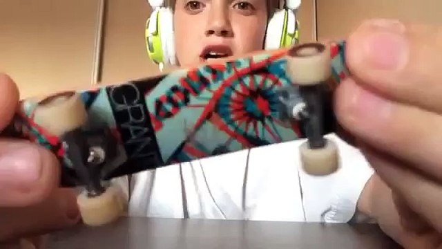 Top 5 de mes tech deck