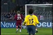 Ronladinho, Henry, Zidane, Ronaldo Joga bonito!