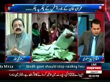 Asad Umer Thrashes Govt and Rana Sana Ullah over His Allegation of Gen. Pasha Involvement in PTI Long March