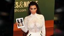 Kim Kardashian se place dans les 10 meilleurs auteurs grâce à son livre Selfish