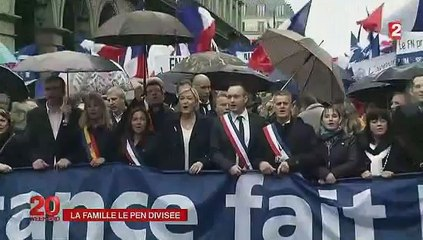 Jean-Marie Le Pen appelle Jeanne d'Arc à son secours ! 0105