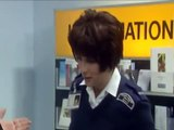French & Saunders-Airport Customs