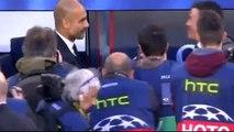 FC Barcelona vs Bayern Munchen 0-0 • Highlights • UEFA 06.05.2015 (1St Half)