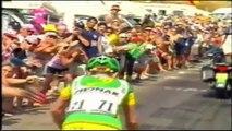 Floyd Landis wins 17th stage Tour de France 2006