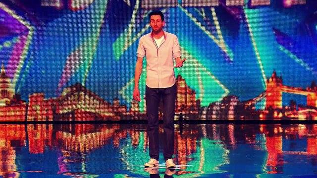 Bản sao của Jamie Raven - Màn Ảo Thuật Cực Ảo Tại Britain's Got Talent 2015