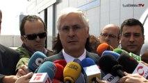 El Rey Don Juan Carlos visita Eurocopter España en Albacete