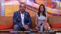 Luis Roberto Guzman - Dejará que su imagen en televisión descanse por más de un año...