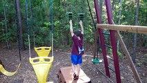 The Next Chris Sharma? 5 year old rock climber