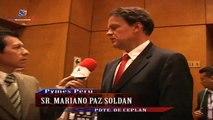 El Plan Bicentenario del Perú con miras hacia el 2050 -- Mariano Felipe Paz Soldán