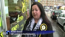 Scotland makes most of final hours of campaigning