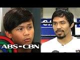 Bandila: Why Manny Pacquiao was called 'Kid Kulafu'?