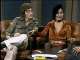 John Lennon and Yoko Ono - Dick Cavett Show Excerpt 3 of 6