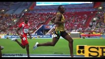 Sprinting Motivation 2015 - Usain Bolt, Yohan Blake, Tyson Gay, Christophe Lemaitre , Justin Gatlin