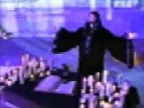 WWF Wrestlemania 2000 Undertaker Entrance