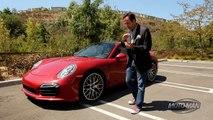 2015 Porsche 911 Turbo S (991): FIRST DRIVE REVIEW & The LeMans Winning Porsche Kremer 935
