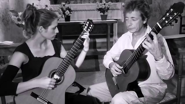 Libertango for two guitars/pour 2 guitares (A. Piazzolla)
