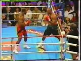 Michael Moorer vs Evander Holyfield (rounds 11,12 decision) IBF & WBA Heavyweight Championship 1994