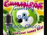 Gummy Bear Choco Choco Choco
